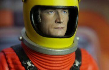 Space: 1999 Captain Alan Carter Alpha Spacesuit